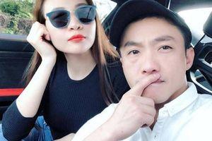 Đàm Thu Trang nói 'cứng' về chuyện có bầu trước ngày cưới Cường Đô la