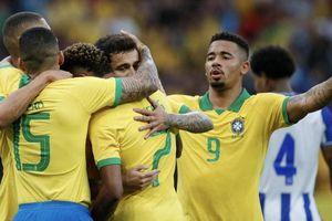 TRỰC TIẾP Brazil vs Bolivia, Copa America 2019, 7h30 ngày 15/6