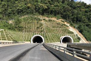 Đường Hồ Chí Minh đoạn La Sơn-Túy Loan: Sớm hoàn thiện đưa vào sử dụng