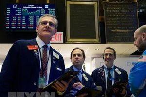 Chứng khoán Mỹ lên điểm nhờ cổ phiếu của các công ty dầu mỏ tăng mạnh