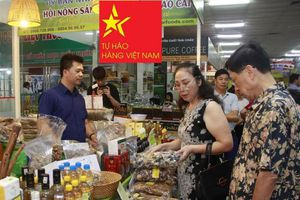 Tăng cường kết nối trong chuỗi cung ứng hàng Việt Nam