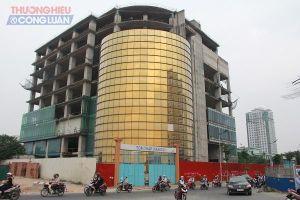 'Siêu dự án' Habico Tower: Khối bê tông 9 tầng bỏ hoang suốt 10 năm