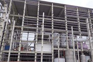 Gia Lai: Công nhân tử vong tại công trường xây dựng trong nhà máy mía đường An Khê