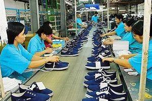 Xuất khẩu giày dép tăng trưởng khả quan