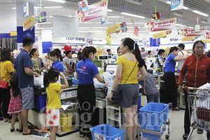 Hà Tĩnh: Doanh thu hàng hóa 6 tháng tăng 4,7%