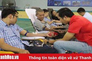 TP Thanh Hóa: Phát động chiến dịch hiến máu tình nguyện 2019