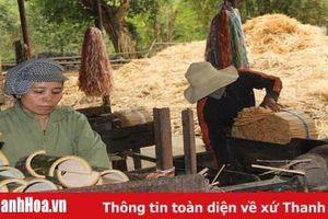 Xã Sơn Thủy đẩy mạnh phát triển kinh tế