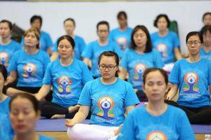 Ngày Quốc tế Yoga được tổ chức ở nhiều địa phương