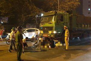Hà Nội: Danh tính nạn nhân tử vong sau tai nạn xe tải đâm xe máy ở cầu Dậu