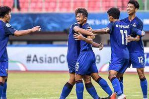 Giải U19 Đông Nam Á 2019: Thái Lan muốn đòi nợ Việt Nam