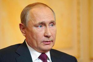 Tổng thống Putin: Quan hệ Nga - Mỹ đang 'xuống dốc'