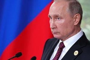 Tổng thống Putin 'trảm' 2 tướng cấp cao vì dính líu vụ gài bẫy nhà báo
