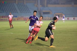 Clip: CĐV Thủ Đô tri ân và động viên cựu binh của Hà Nội FC