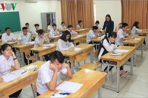 Việc thí sinh Hà Nội phải làm sau khi biết điểm thi lớp 10 công lập