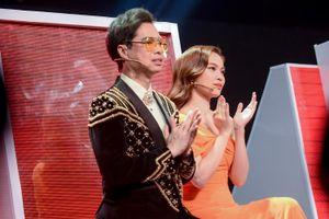 Thần tượng bolero: Ngọc Sơn lên sân khấu ôm 'Hoa hậu bolero'