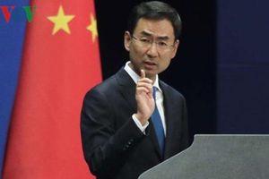 Trung Quốc sẽ bảo vệ lợi ích của mình tại vùng Vịnh