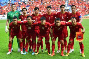Xếp hạng FIFA mới nhất: ĐT Việt Nam thăng tiến lịch sử, bỏ xa ĐT Thái Lan