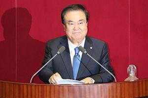 Chủ tịch Quốc hội Hàn Quốc xin lỗi về phát biểu liên quan đến vấn đề 'phụ nữ mua vui'