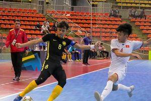 Futsal U-20 châu Á Việt Nam có thể thắng Tajikistan