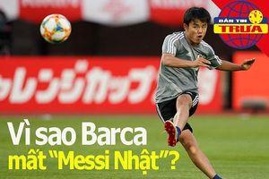 Vì sao Barca mất 'Messi Nhật'?, Lukaku đạt thỏa thuận ở Inter