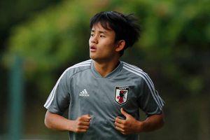 Real cho Barca ngậm đắng trong vụ chiêu mộ sao trẻ người Nhật