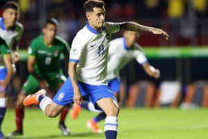Coutinho bùng nổ, Brazil thắng tưng bừng trong ngày khai mạc Copa America