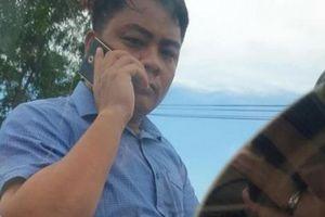 Bắt đối tượng 'gọi' giang hồ tới vây xe chở công an ở Đồng Nai