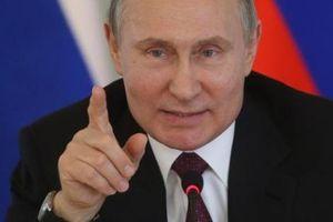 Nóng: Putin cảnh báo Mỹ liên quan đến Iran