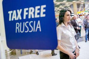 Nga sẽ phổ biến hệ thống miễn thuế trên cả nước vào cuối năm 2019