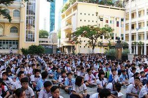 Trường THPT chuyên Trần Đại Nghĩa công bố điểm chuẩn trúng tuyển lớp 6