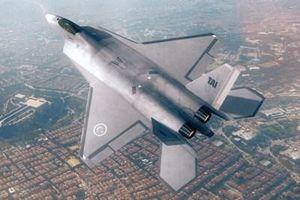 Thổ Nhĩ Kỳ giới thiệu máy bay chiến đấu thế hệ 5 nội địa tại Pháp