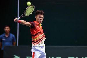 Đội tuyển Quần vợt Nam Việt Nam dự Davis Cup