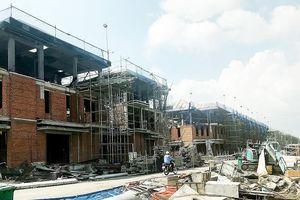 Dự án nhà ở Hưng Phát Green Star xây dựng không phép