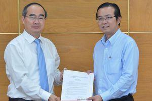 Đồng chí Lê Văn Minh trở lại làm Phó trưởng Ban Tuyên giáo Thành ủy TPHCM