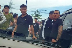 Bắt 1 đối tượng trong nhóm giang hồ chặn vây xe công an ở tỉnh Đồng Nai