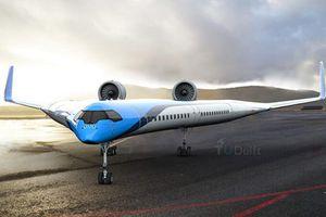 Tại sao Flying-V tiết kiệm nhiên liệu nhưng không ai dám đi?