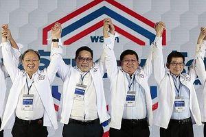Thái Lan: Đảng đứng đầu liên minh cầm quyền hoàn thành danh sách ứng cử bộ trưởng