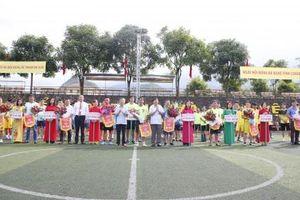 Lai Châu: Khai mạc giải bóng đá 'Nghệ Tĩnh League - Hội tụ Lai Châu'