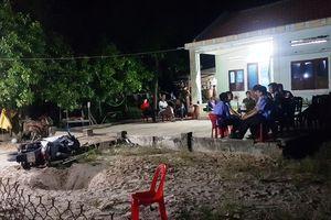 Chấn động đến tận nhà truy sát 3 cha con ở Quảng Nam