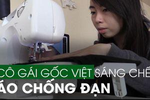 Gặp Vy Tran, cô gái gốc Việt sáng tạo áo chống đạn dân dụng ở Mỹ