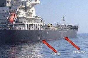 Tàu chở dầu bị tấn công ở Vịnh Oman: Căng thẳng tại Vùng Vịnh leo thang