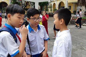TPHCM công bố điểm thi lớp 6 trường chuyên Trần Đại Nghĩa