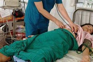Sản phụ vỡ tử vung, thai nhi ngưng tim được cứu sống trong gang tấc