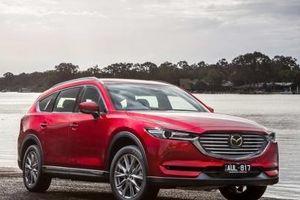 Mazda CX-8 có lịch ra mắt chính thức