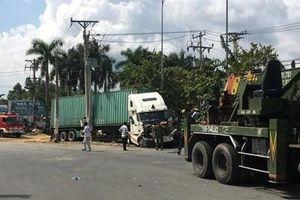 Tài xế container gây tai nạn khiến 5 người thiệt mạng khai gì?