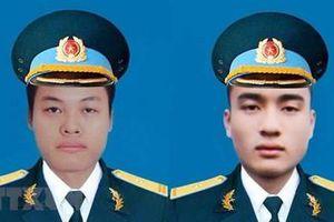 Hôm nay 16/6 tổ chức Lễ truy điệu 2 phi công hy sinh ở Khánh Hòa