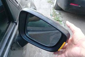 Tổng hợp những mẹo chống trộm gương ô tô, vừa đơn giản vừa hiệu quả!