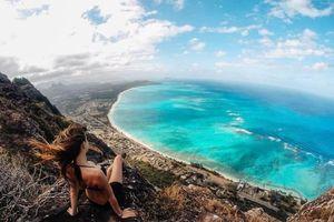 Cô gái trẻ 21 tuổi du lịch gần 200 quốc gia, phá vỡ kỷ lục guiness thế giới