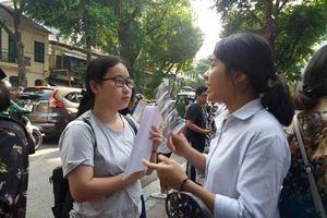 Hà Nội: Thí sinh nộp đơn phúc khảo bài thi vào lớp 10 từ 17/6