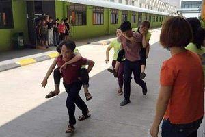 Tình hình sức khỏe của gần 100 công nhân tại Phú Thọ nhập viện nghi do ngộ độc